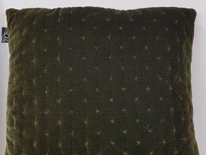 Kussen Bodin 45x45cm mayfly green