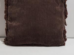 Kussen Mimmie 45x45cm bison brown