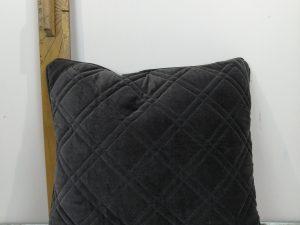 Kussen Nanne 45x45cm dark grey