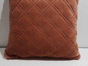 Kussen Nanne 45x45cm sandstone