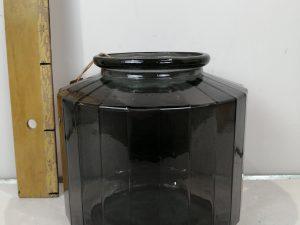 POT STREPE D23 H23CM SMOKE (4.0L)