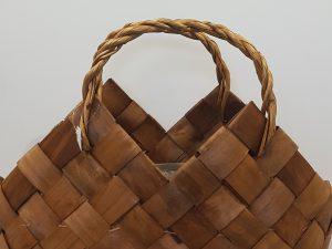 Bask. Bag Aureola Ov. 53x22x48 bruin