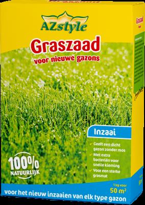Graszaad-Inzaai 1 kg
