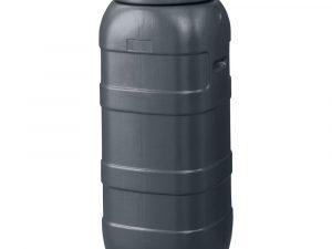 Mini rainsaver 100 liter antraciet l.38 x b.38 x h.92 cm
