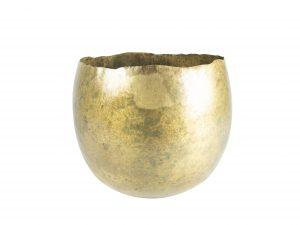 Pot Ellen Brass D30 H25