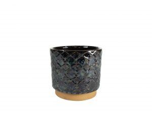 Pot Mees vintage black D11 H10