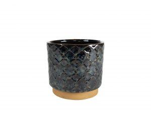 Pot Mees vintage black D14 H12