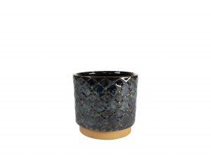 Pot Mees vintage black D7 H7