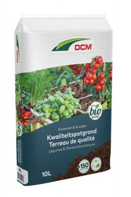 Potgrond Groente en kruiden 10liter