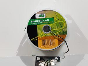 Binddraad geplast 0,8 x 50 mtr