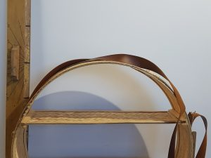 canna hanger rond bamboe