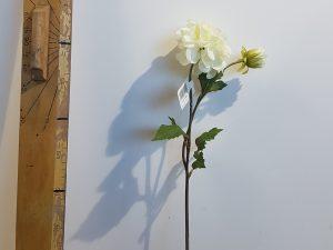 Dahlia l50cm creme