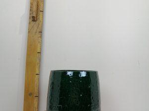 Flloyd pot rond groen h15xd17