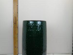 Flloyd vaas rond groen h50xd25