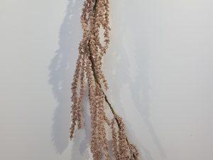 Garl. Partridge Berry l110.0Pearl Pink