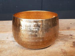 Karakter bowl new gold