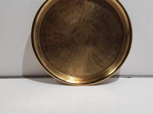 Karakter plate new gold