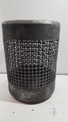 lant. pachinko d34.0h46.0silver grey