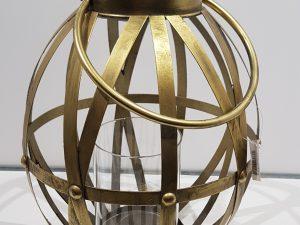 Lantern metal 29x29x35cm