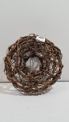 liane wreath 40cmnatural