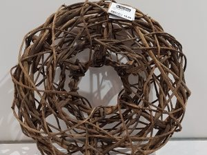 Liane wreath 40cmNatural
