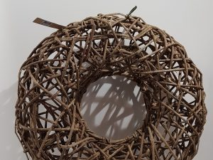 Liane wreath 65cmNatural