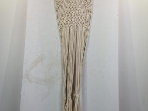 Plantenhanger off white - l30xh130cm