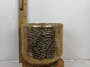 Pot Ceremonial d29h27 goud