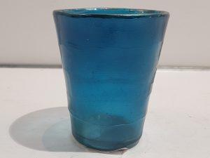 Taglio pot connical dark blue