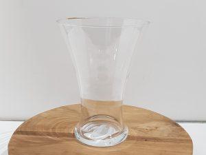 VAAS KEGELVORMIG GLAS H25CM