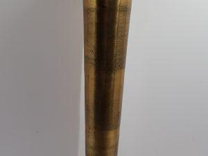 Vase Trophy Alu D17.0h93.0Goud