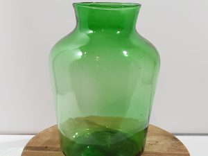 Vienne fles glas groen 10l