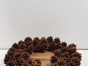 Wr. Pinecone D38.0h6.0Naturel