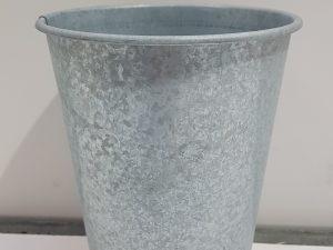 Zinc Old Look Pot D13H16