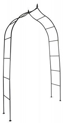 Baron Garden-Arch Black L140W39H260