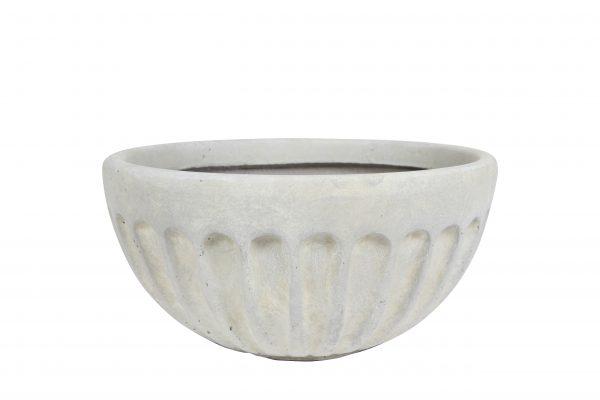 Bowl Duncan ivoor D36 H17