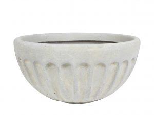 Bowl Duncan ivoor D42 H22