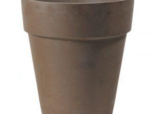 Mocha Vase Alto 0D35CEZ D35H38.5