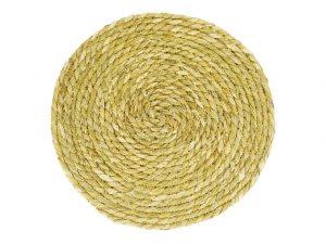 Placemat grass Ø30cm