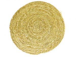 Placemat grass Ø40cm