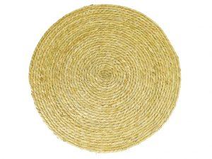 Placemat grass Ø50cm