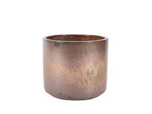 Pot Carmen koper D24 H23
